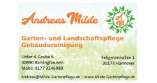 Andreas Milde Garten- und Landschaftspflege