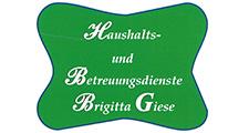 Haushalts- und Betreuungsdienste Brigitta Giese